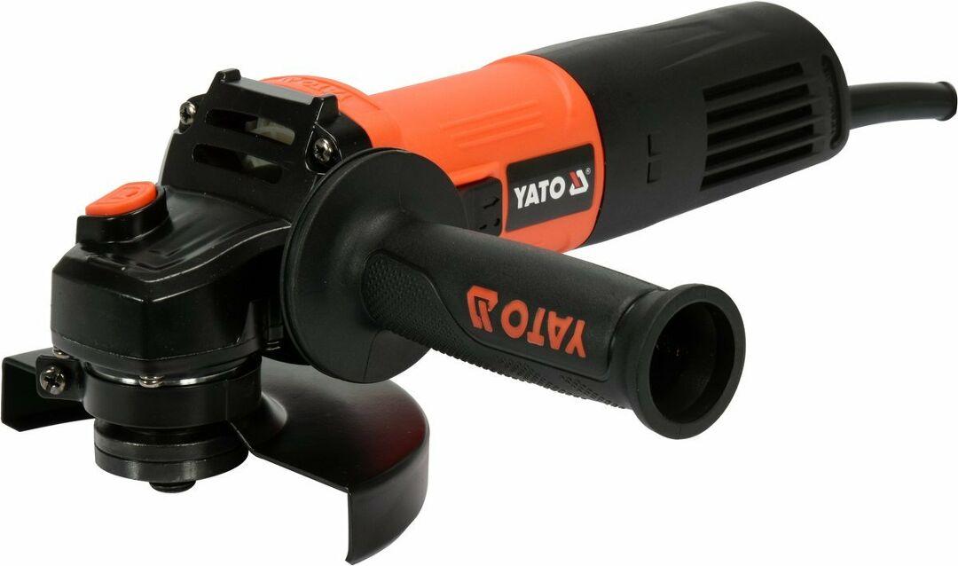YT-82097 Yato Winkelschleifer 125 mm 850 W slim Body 53 mm